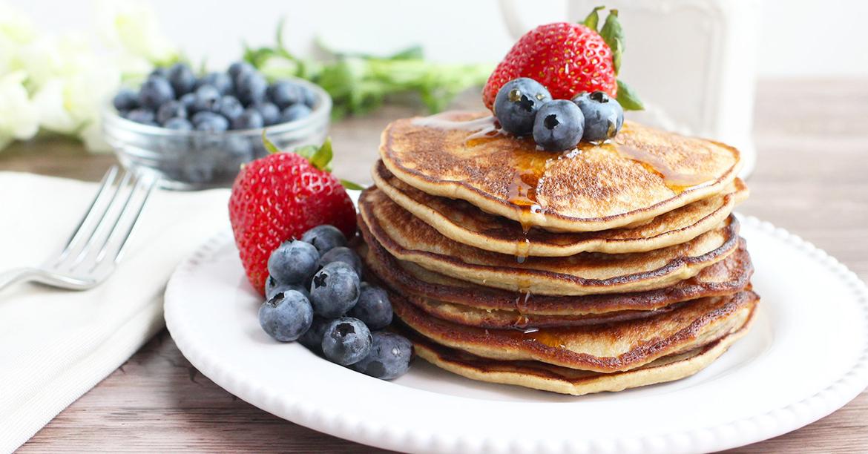 pancakes - Perfect Paleo Pancakes