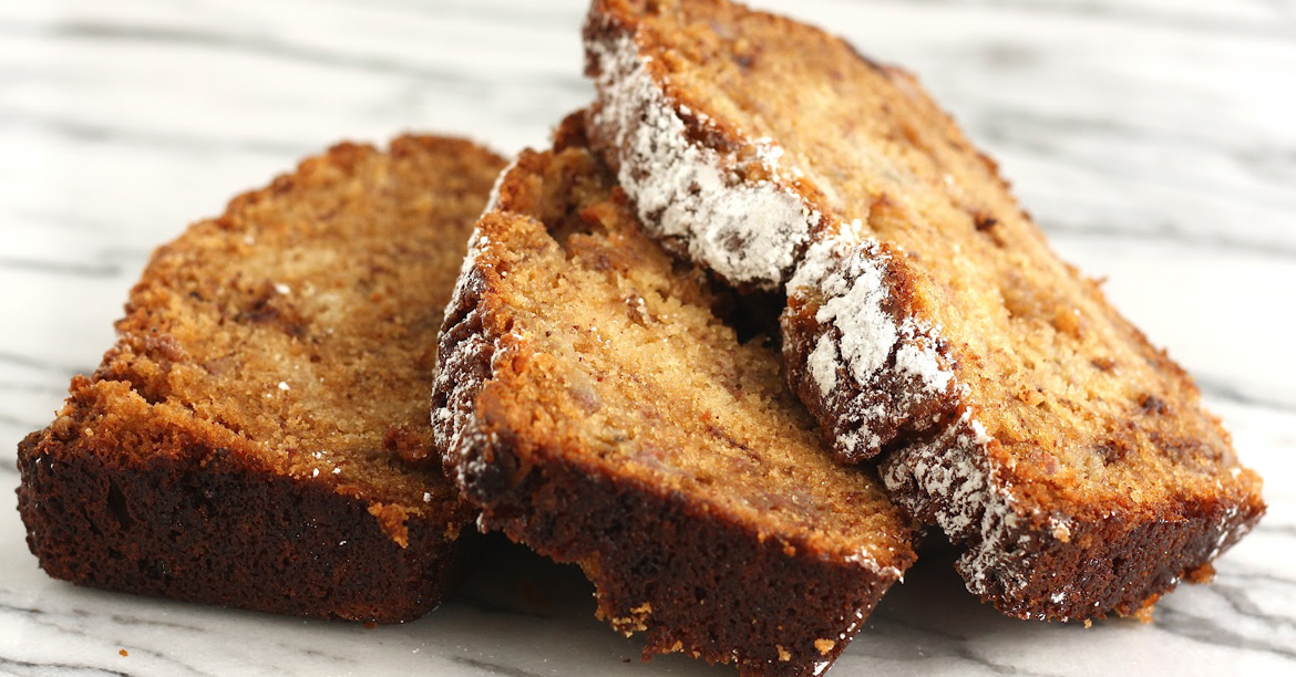 bannana bread - Healthy Banana Bread
