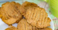 ketocookies - Low Carb Macadamia Nut Butter Cookies