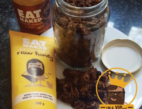 Gooey Choc-nut Granol