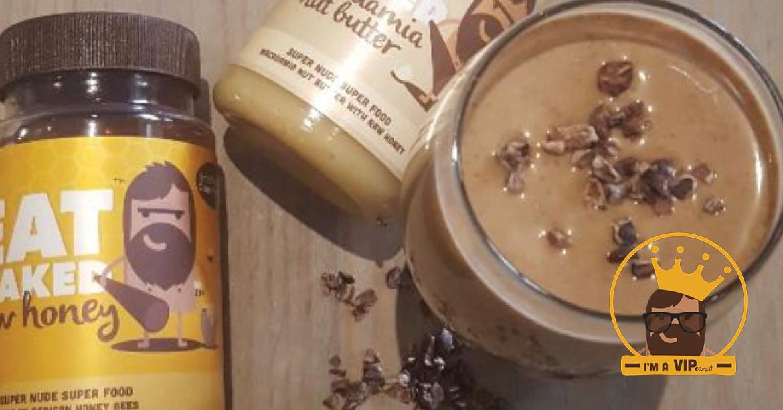 EN recipes website7 MAC.CRAZY  - Macadamia Crazy Chocolate Smoothie
