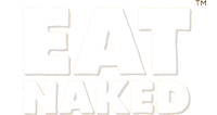 Eat Naked Sticky Logo