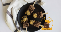 5 - Chocolate Peanut Butter Lollies (makes 4)
