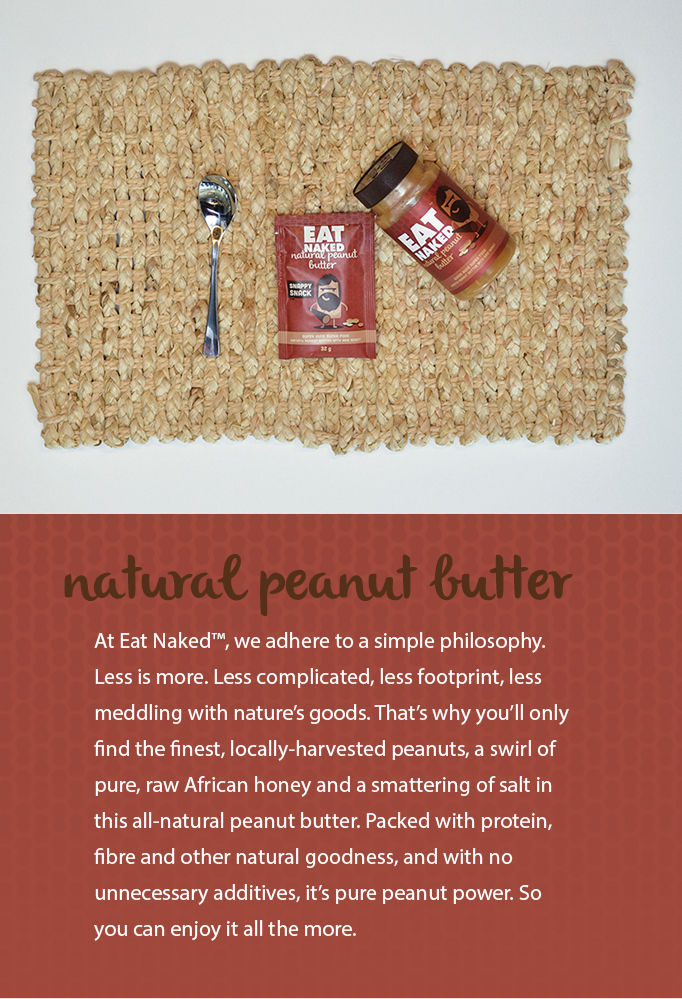Product 2 natural peanut butter mobile - HOME