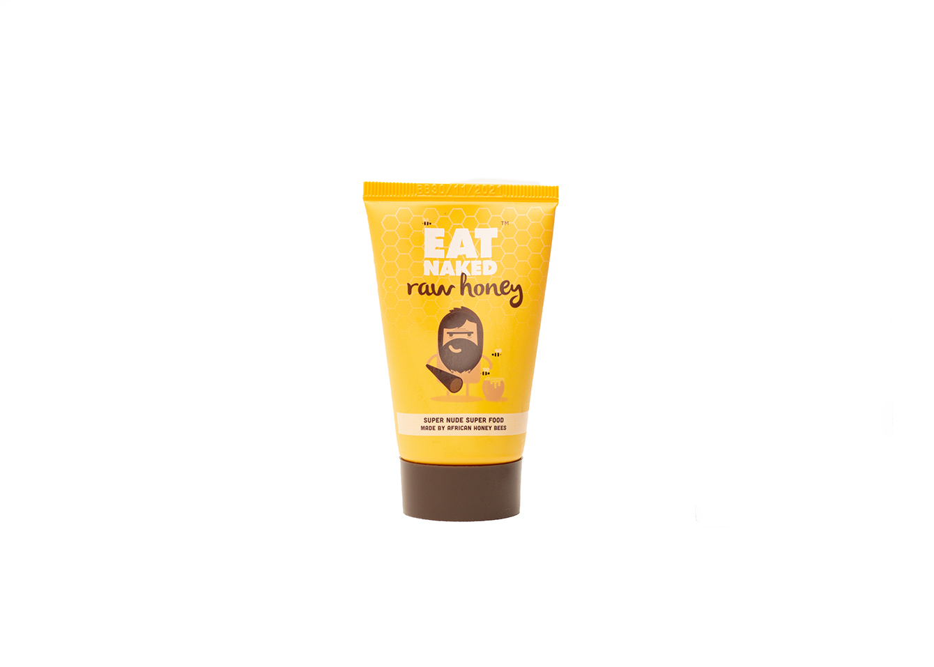 8. Raw honey tube 50g - available sizes and nutritional information