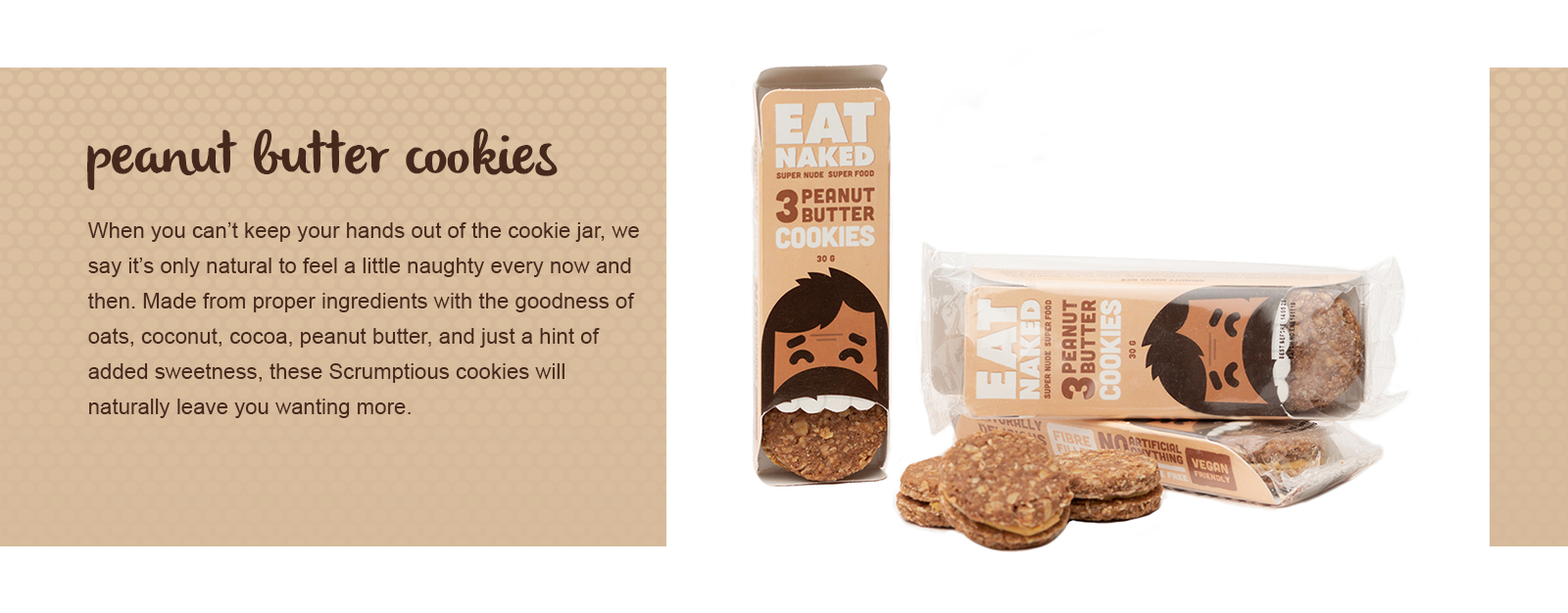 Product Peanut Butter Cookies - HOME